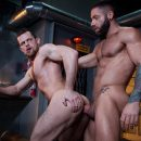 Raw Power – RagingStallion Goes Bareback!