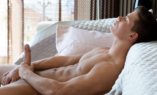 Young Hungarian Stud Kian O'Connor
