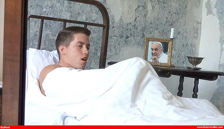 Joel Birkin In Scandal In The Vatican 2