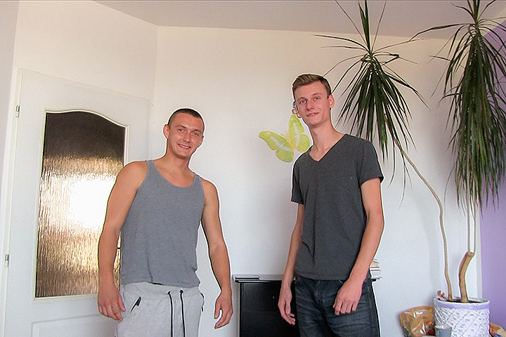 CzechHunter 378 - Fit Young Friends