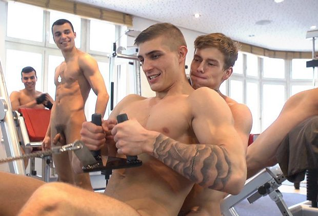 BelAmi now owns a gym