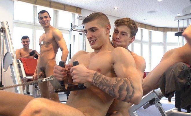 BelAmi now owns a gym
