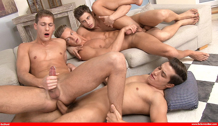 Offensively Large: Jack, Joel, Marcel & Roald
