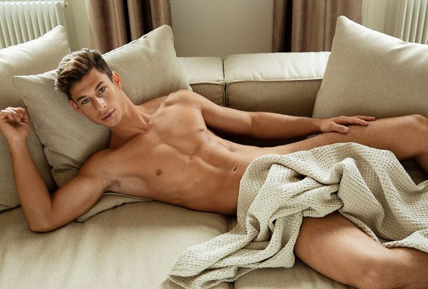 Model Of The Week: Zac Haynes