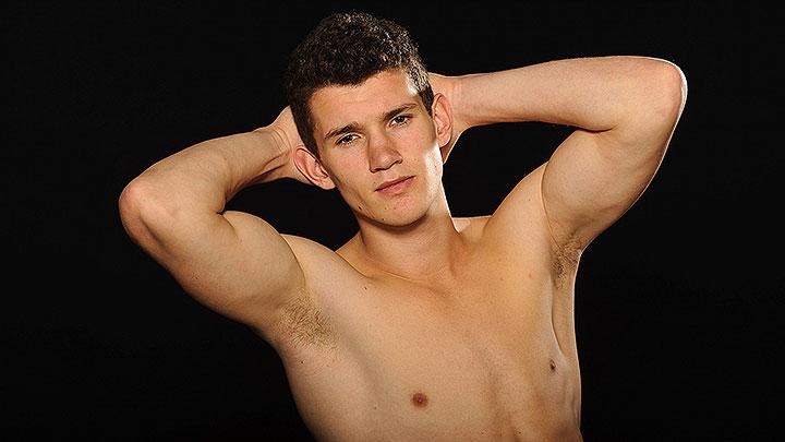Hot 20 Year Old Newcomer Petr Kader