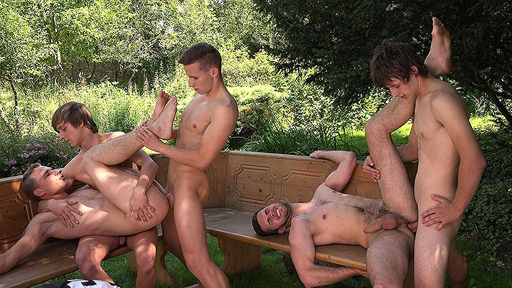 Raw Wank Party 5 – Part 2