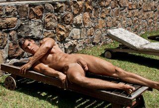 Model Of The Week: Kris Evans