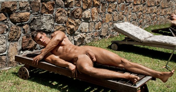 Model Of The Week: Kris Evans