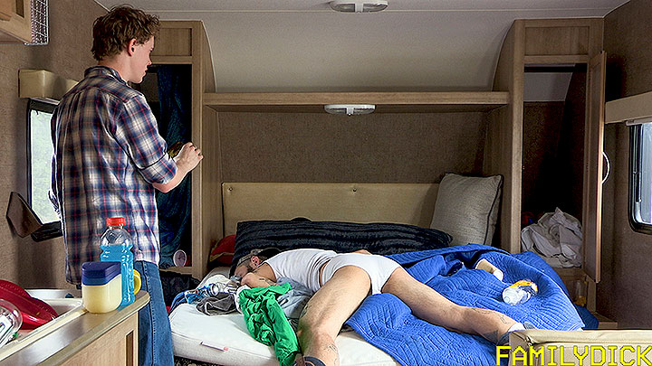 FamilyDick: Raised In A Trailer – Chapter 2 - Don't Wake Daddy