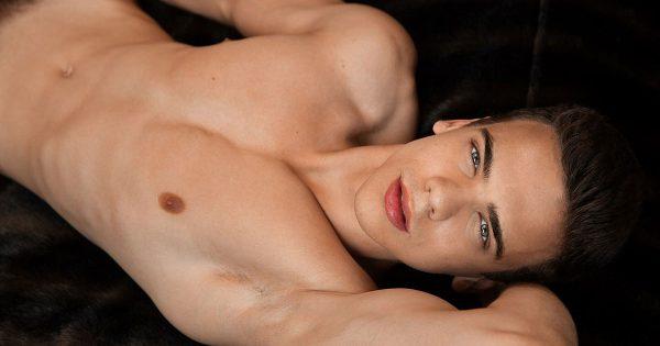 Model Of The Week: Joaquin Arrenas