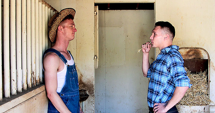 NextDoorRaw: Dirty Farm Hands