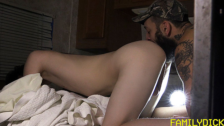 FamilyDick: Raised In A Trailer – Chapter 3 – Lights Out