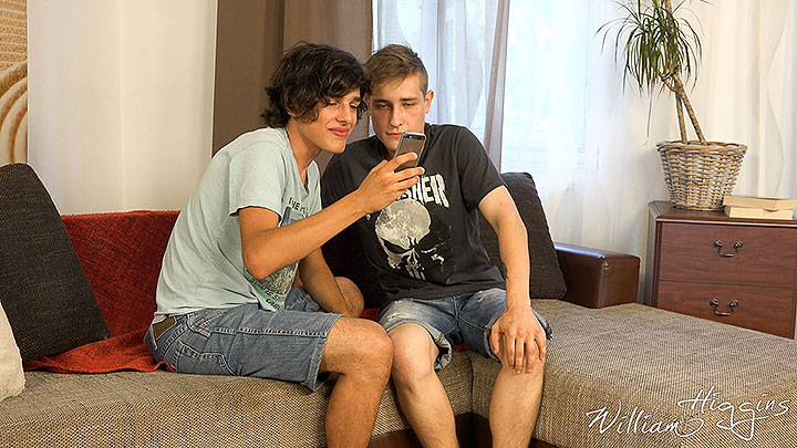 WilliamHiggins: Ivan Gula & Petr Ugan RAW