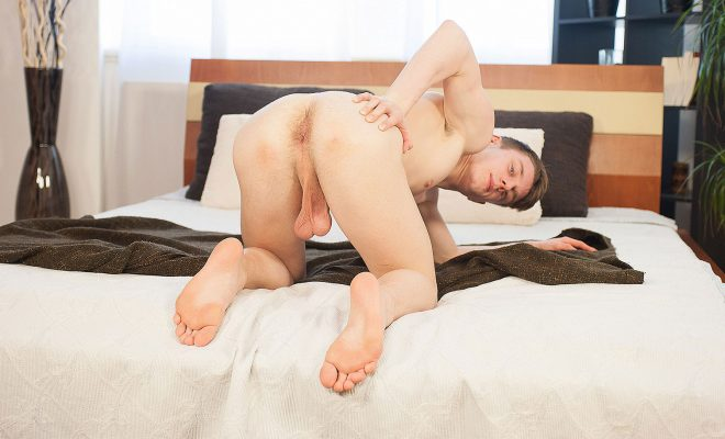 WilliamHiggins: Radek Cerveny Solo - Boy With Big Balls