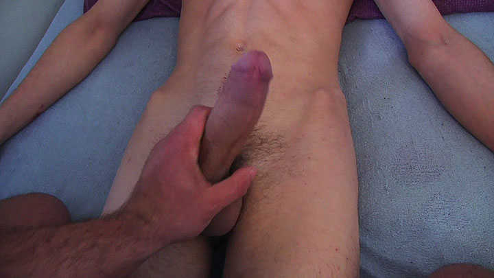 CzechHunter 422 - Friendly Boy With Big Cock
