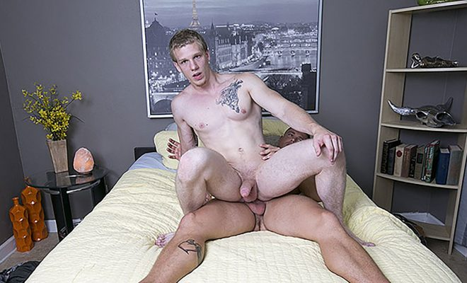 Sebastian Young Raw Fucks Johnny Forza