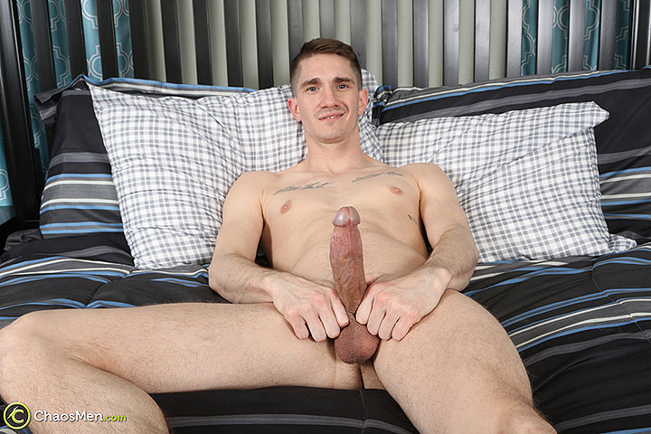 ChaosMen: Hung Stud Colton Andrews Solo