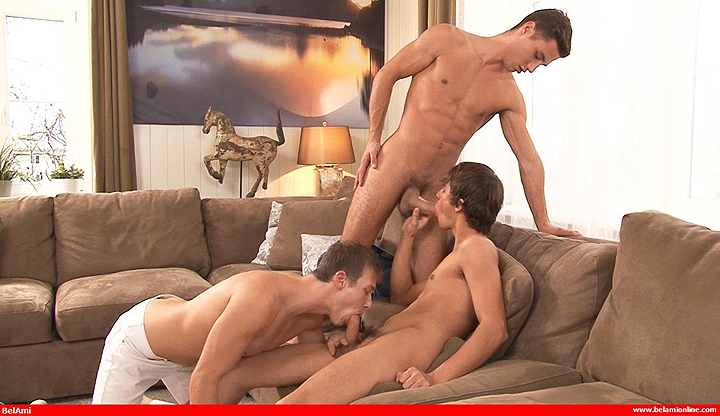 BelamiOnline: 3 Become 4 - Part 1