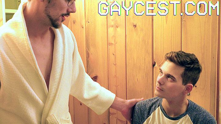 GayCest: Hung Uncle - Forbidden Boy Hotel