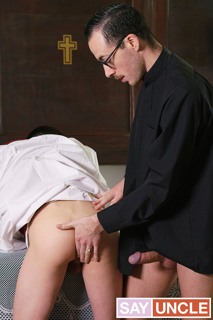 YesFather: Felix - Altar Training