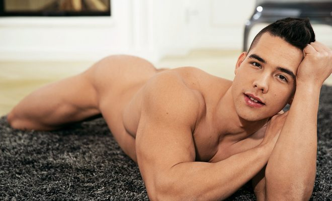 Model Of The Week: Gabriel Nash