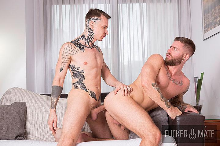 FuckerMate: Robert Royal Fucks Rico Vega