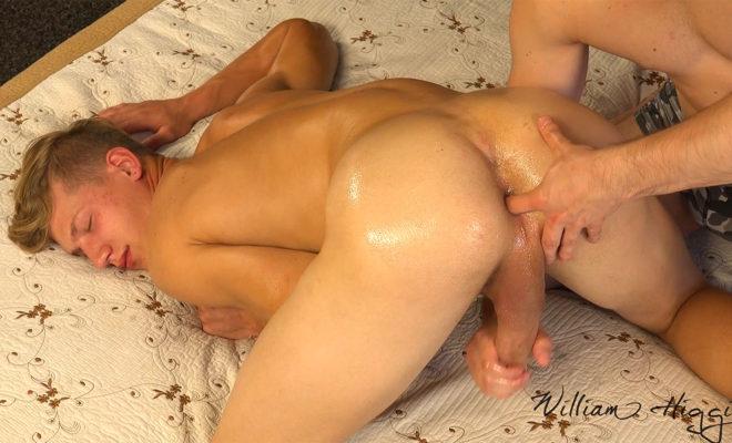 WilliamHiggins: Adrian Serdar Massage