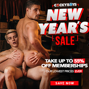 CockyBoys Xmas Sale!