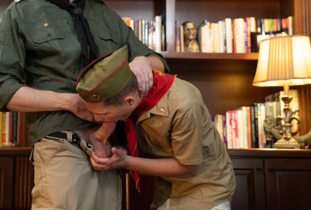 ScoutBoys: Mark - The Pledge