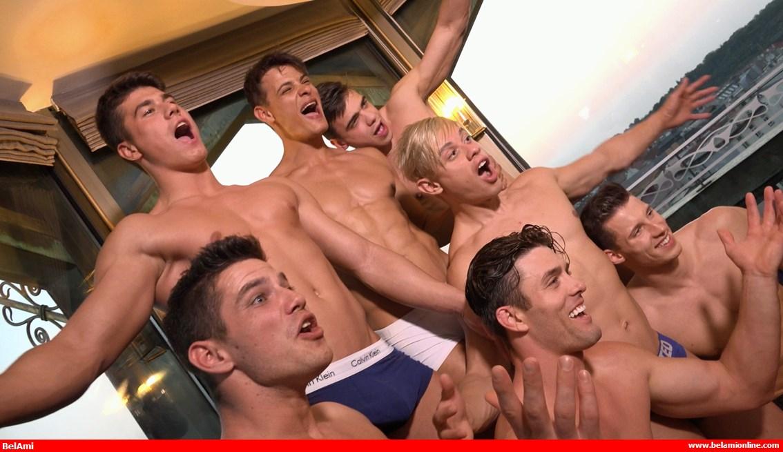 Behind The Scenes - Ryan Rose & The BelAmi Boys