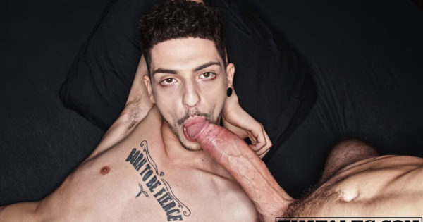 TimTales: Fantomas XXL Fucks Alex Roman