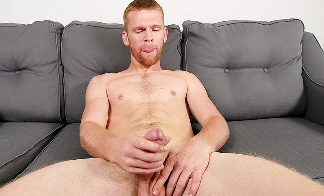 BrokeStraightBoys: Calhoun Sawyer Solo