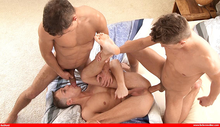 BelamiOnline: Offensively Large – XXL Threesome Fuck - Part 2