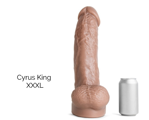 Mr. Hankey's Extreme Sex Toys - Cyrus King