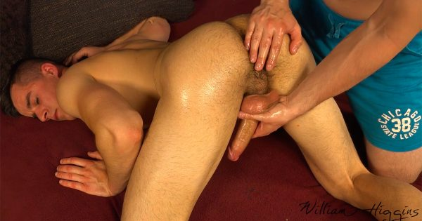 WilliamHiggins: Adam Junek Erotic Solo