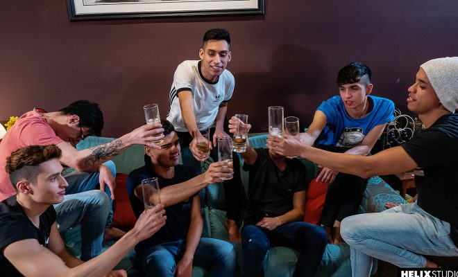 Helix Academy – Latin Campus – Chapter 4 – The Party