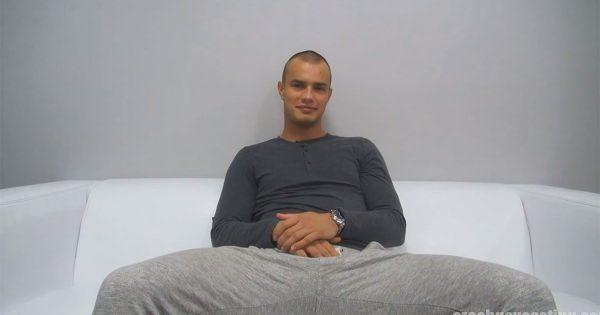 Zdenek Cania From CzechGayCasting