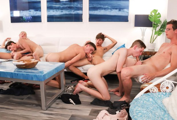 HelixStudios: Beach Bums #10 - No Judgement Zone