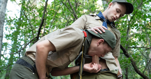 ScoutBoys: Buddy Check - Orienteering