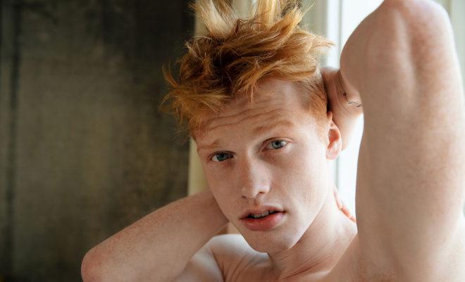 BelamiOnline: Model Of The Week: Timothy Blue