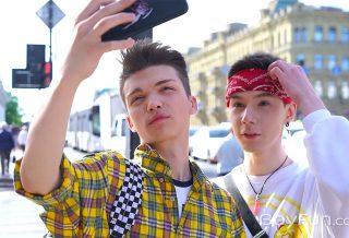 BoyFun: Mike Steed Fucks Karol Gajda – Little Models